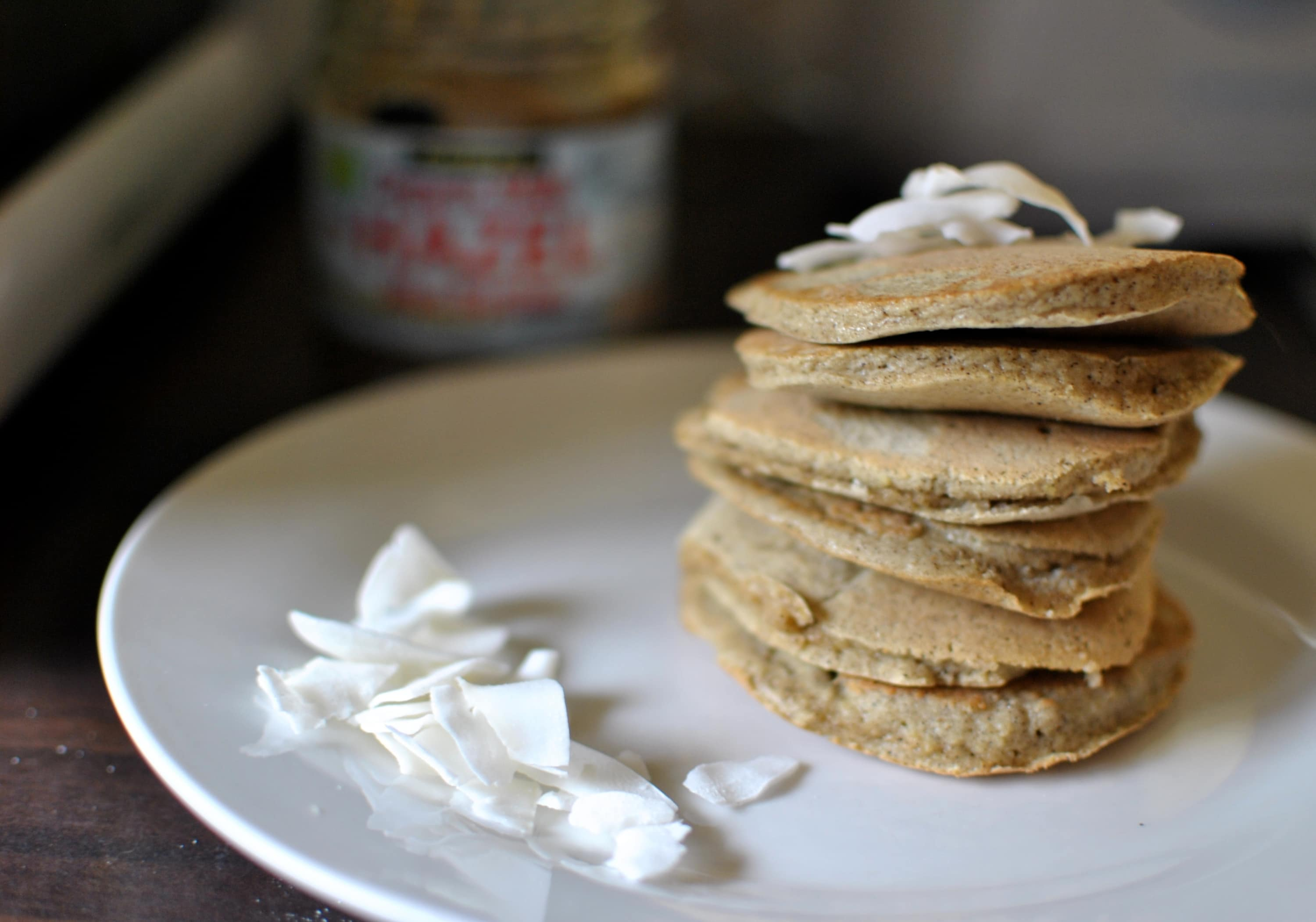 Recipe: Anti-Candida diet: pancakes