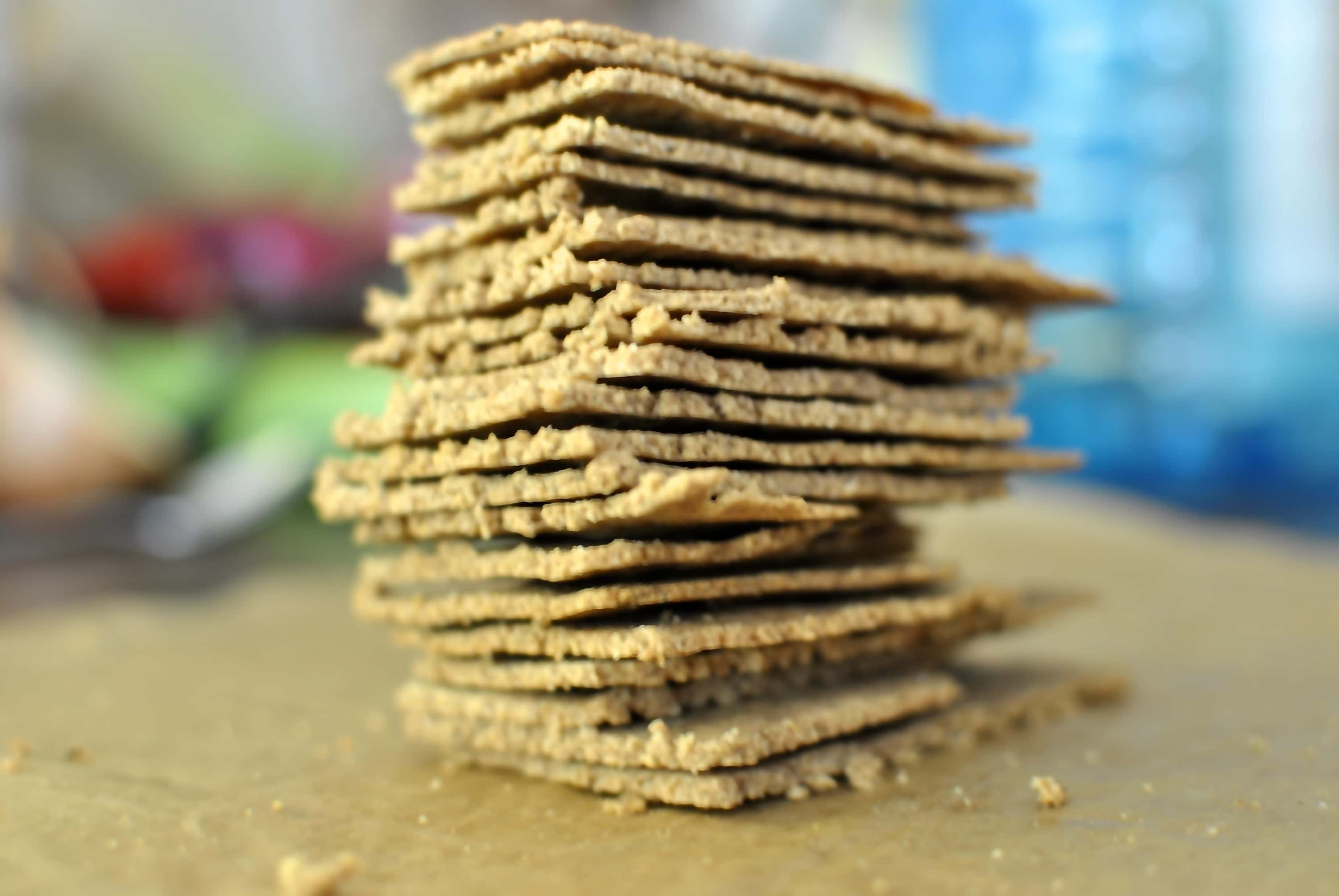Recipe: Anti-Candida diet: crackers