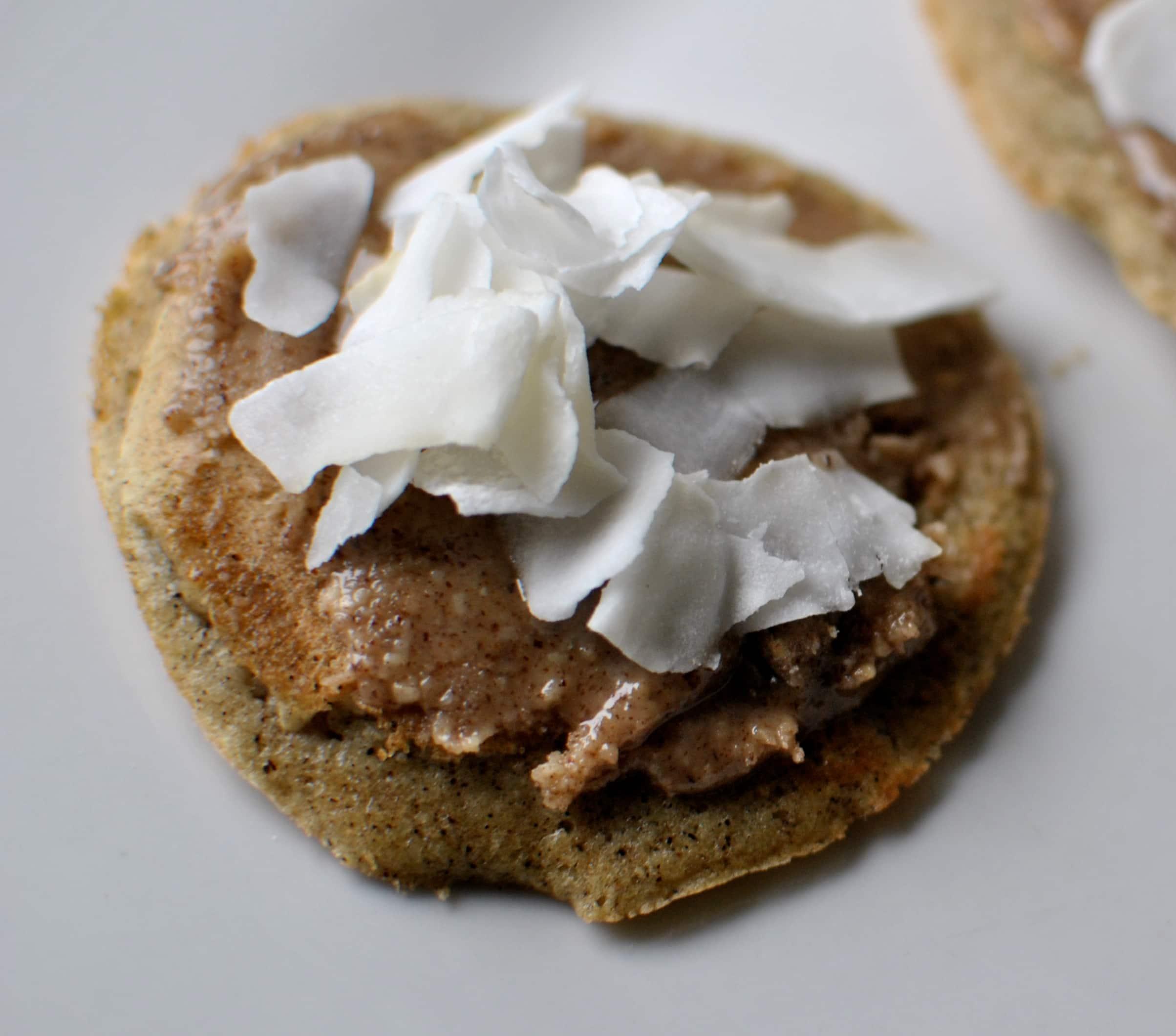Recipe: Anti-Candida diet: pancakes - Inner Light Yoga Cork