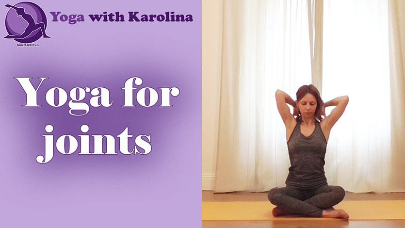 yoga for joints