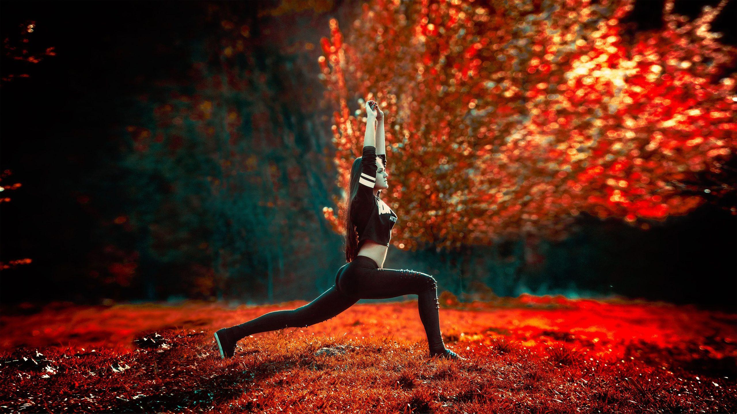 teen yoga cork
