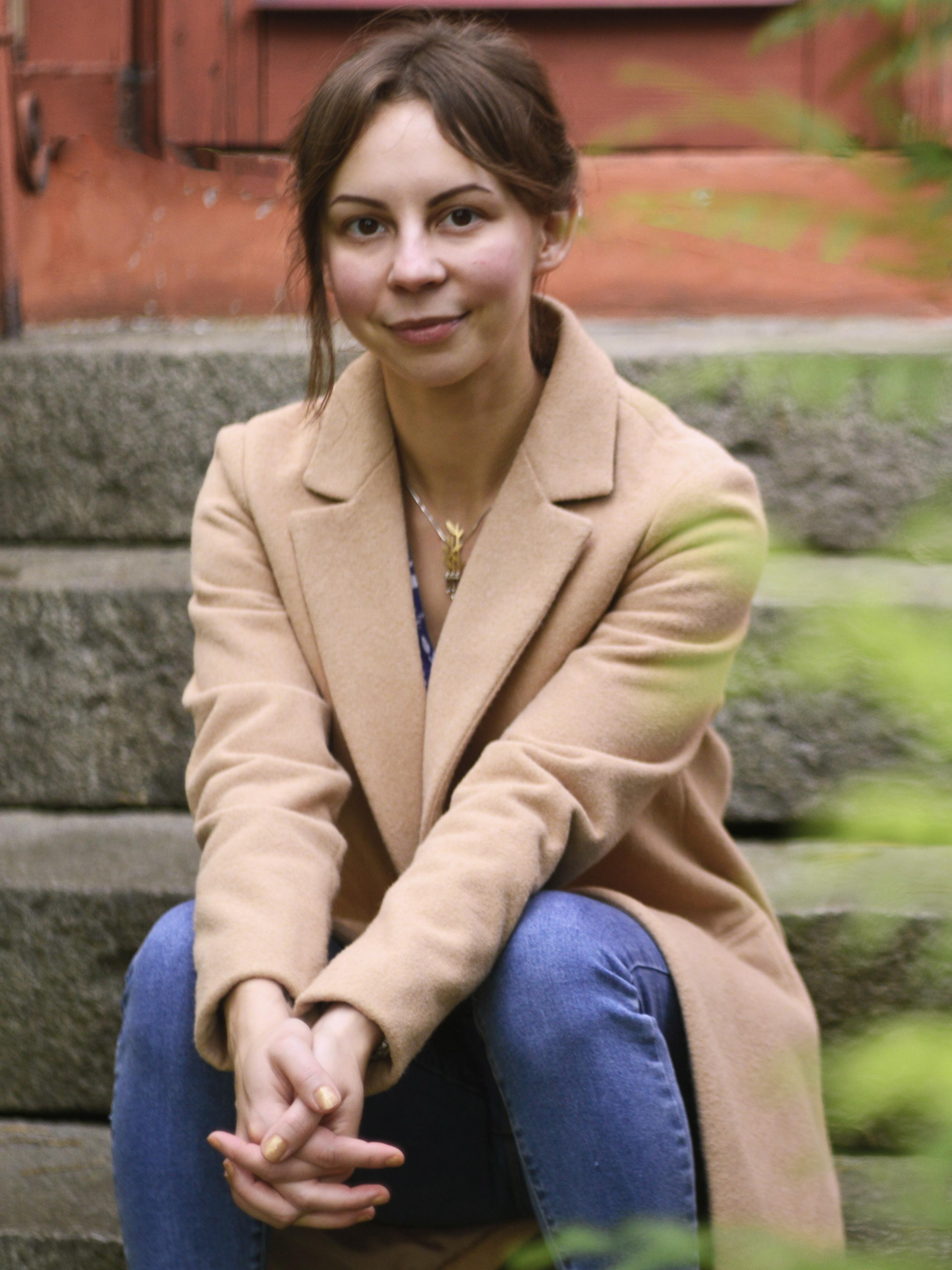 Karolina Krzemianowska founder of Inner Light Yoga