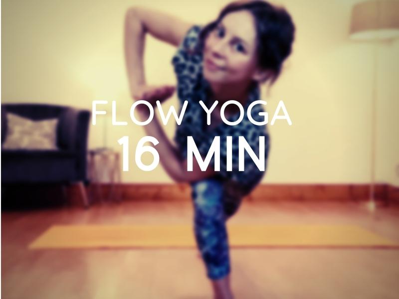 Online Flow Yoga for Beginners