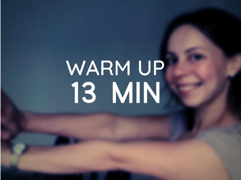 free warm up youtube